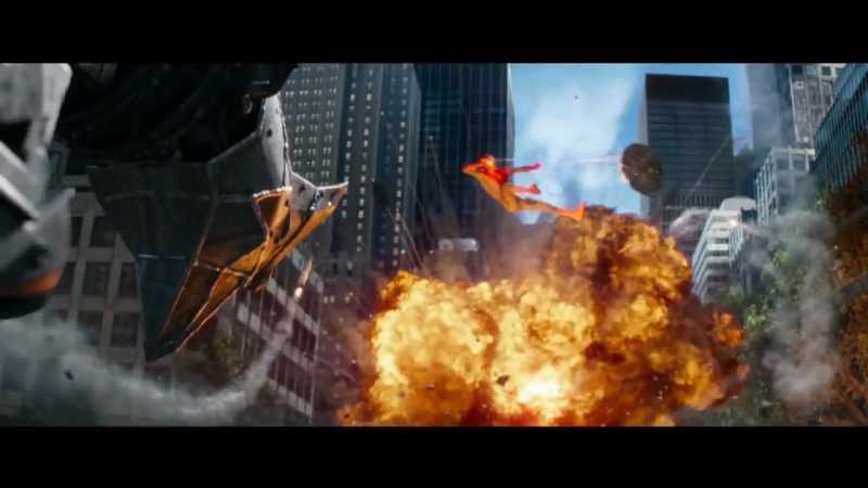 Новый Человек-паук. Высокое напряжение Трейлер 2 2014