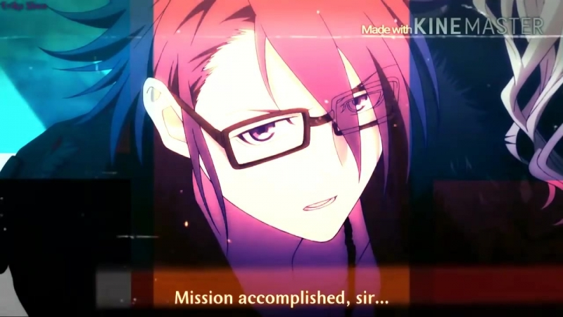 K project - Fushimi Saruhiko - AMV Antigravity