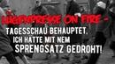 LÜGENPRESSE on FIRE – TAGESSCHAU: Flesch droht mit ZENSIERT   Patrioten-Reise