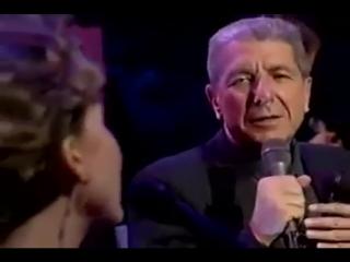 Леонард Коэн Танцуй со мной до конца любви