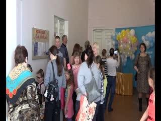 В Каменске состоялся фестиваль детского творчества «Мы все можем!»