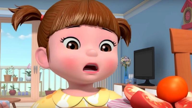Томатная проблема - Консуни мультик (серия 32) - Мультфильмы для девочек - Kids Videos