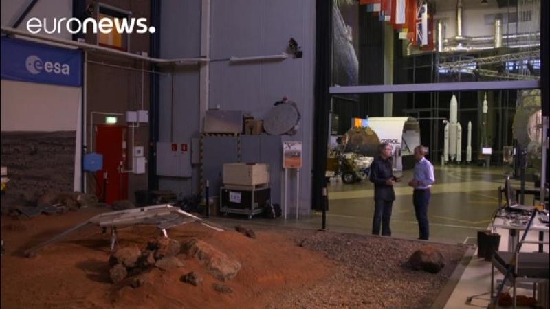 Neue Raumsonde soll zum Mars starten