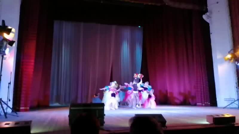 Подтверждение звания Образцовый хореографический коллектив Технология танца 18.04.19.