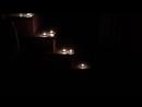 Арфа в темноте Ev Sistr 4 арфы и флейта