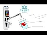 Дудл видео про ионизатор воды TYENT