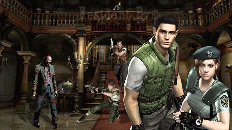Минута классики: Resident Evil 1 1997 год ч.4 (финал)