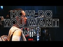 Ben and Rey How do you want me