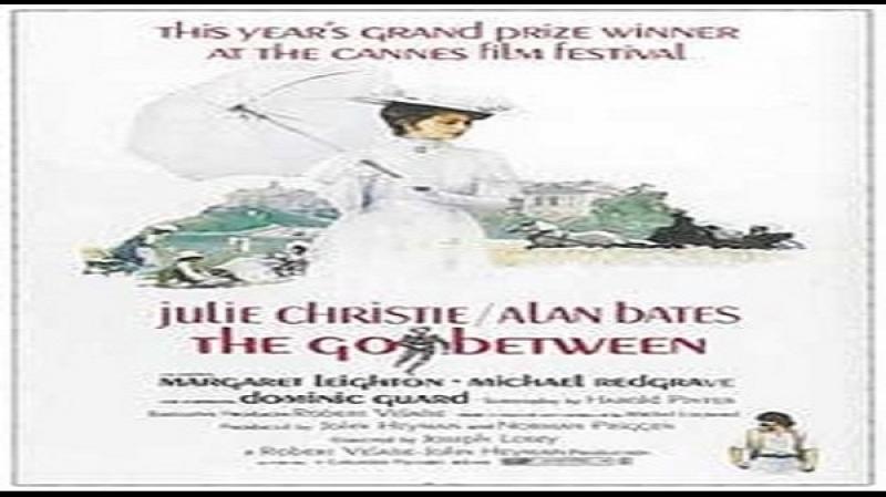 1971 Joseph Losey, -Messaggero DAmore - Julie Christie Alan Bates Margaret Leighton Michael Redgrave Dominic Guard