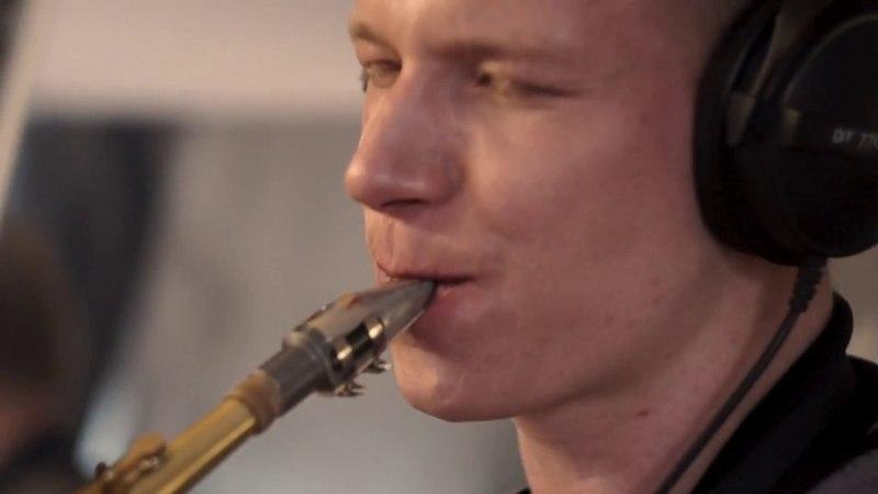 Dmitry Anisimov Whole lotta love Sax Саксофонист