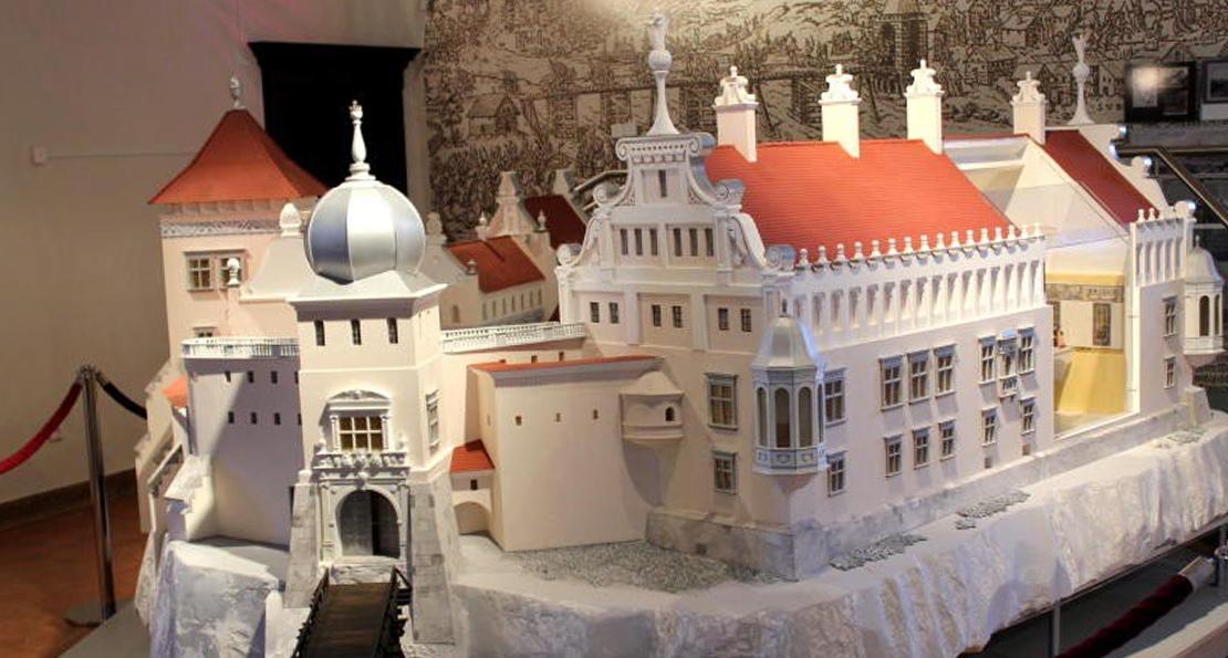 Замок в Гродно