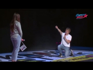 Выкса.РФ: Выксунец сделал предложение своей девушке на сцене «Живого завтрака»