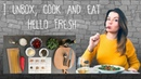 Lets unbox, cook and eat Hello Fresh!