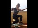 Sarameets_isa упражнения на баланс доске
