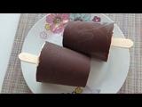 Мороженое на палочке. Эскимо в шоколаде.