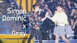 04.08.2018 Simon D, Gray - Comfortable (KB Kookmin Bank Liiv Concert)