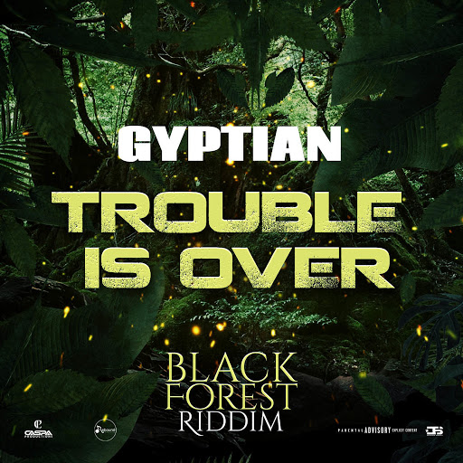 Gyptian альбом Trouble is Over
