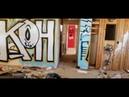 Salton Sea Bombay Beach Biennale artwork and abandoned homes