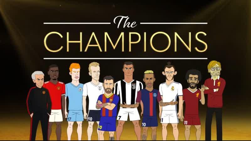 [EP2] The Champions / Чемпионы [рус.саб]