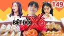 BIỆT ĐỘI X6 | BDX6 149 | Sĩ Thanh - Miko háo hức ăn sushi - Yoon Trần 'bóc mẽ' Vlogger Huy Cung 😂