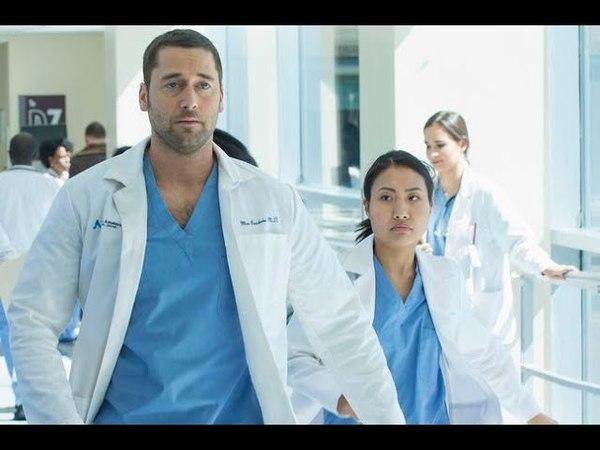 Watch NBC's New Amsterdam Trailer/Трейлер сериала Новый Амстердам