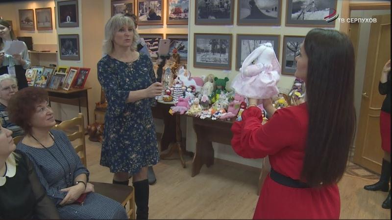 В центре реабилитации инвалидов «Меридиан» прошла ярмарка с аукционом «Я покажу тебе свой мир»