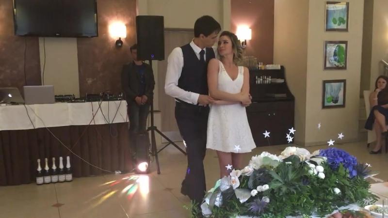 танец Инессы и Олега