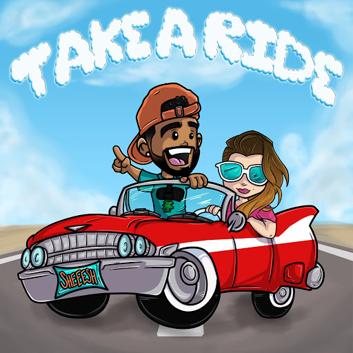 Futuristic альбом Take a Ride