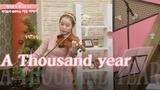 A thousand years_Christina Perri (Twilight OST)violin solo