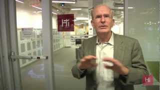 Technological and TV innovations tour of Batten Hall with Henry Becton | Pt. 5 of 5