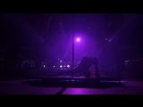 Эксцентричная Марина Анашкина с номером Pole Dance Exotic