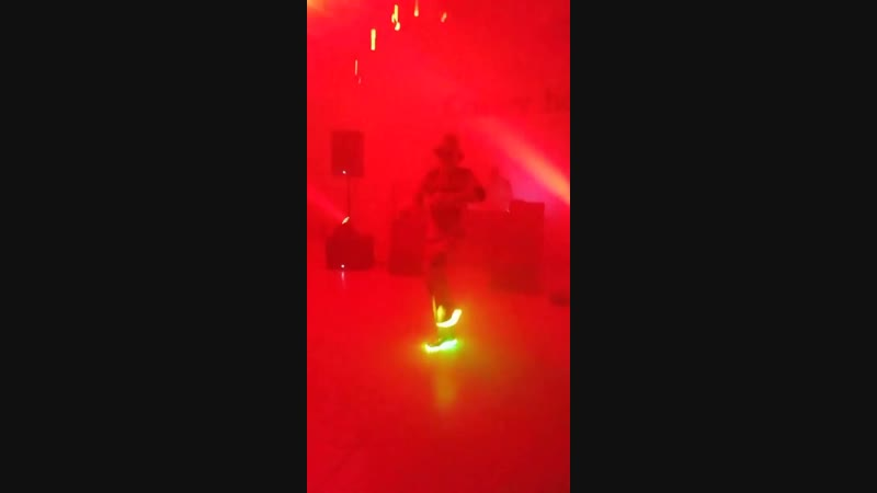 Arky (popping dance) Mahuka