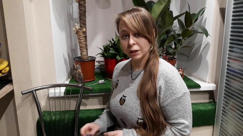 Новые амулеты Юлианны Колдовко; маска страха