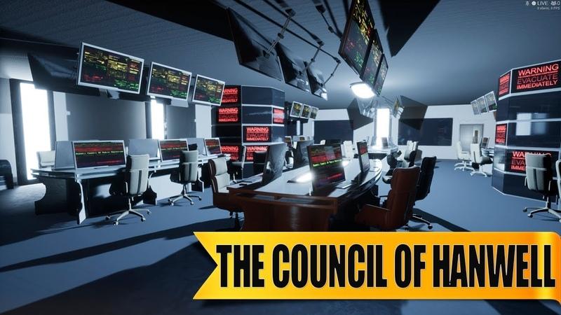The_Council_of_Hanwell - Прохождение 3 - Жесткий Слив ФИНАЛЬНОГО БОССА