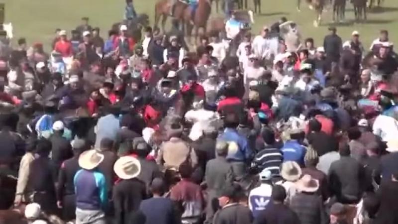 Ерсайын Бахтиар Палуандар . Кокпар