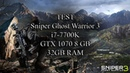 Test i7 7700K GTX 1070 Sniper Ghost Warrior 3