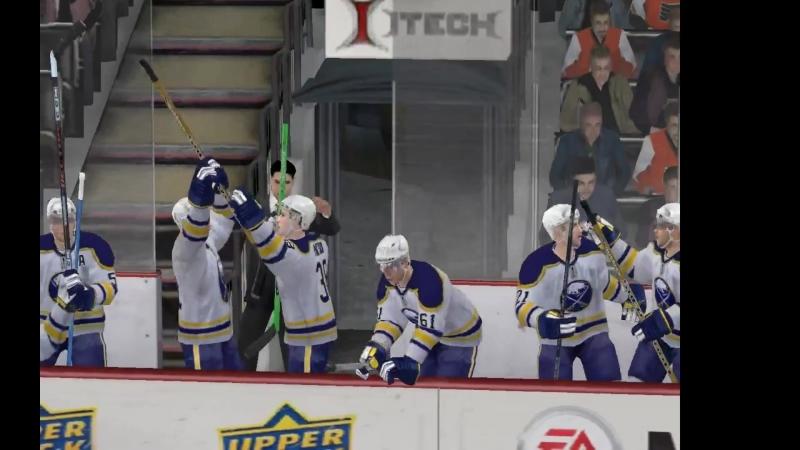 Голы седьмой игры серии Philadelphia Flyers vs Buffalo Sabres.