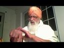 Punjabi Christ Amar Dev Ji Preaches Gospel to the newly awakened Congregation