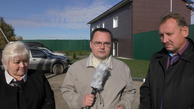 Глава г.о. Зарайск провёл экскурсию на КПО Солопово