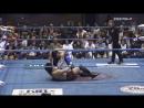 Atsushi Aoki Hikaru Sato vs Koji Iwamoto Yohei Nakajima AJPW Champion Carnival 2018 Day 11