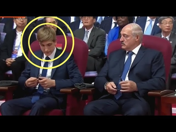 Николай Лукашенко почти готов сменить отца. НУ И НОВОСТИ! 41