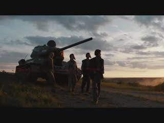 Баста ft. Пелагея - Под палящим огнем (ost «Т-34» новинка 2018)