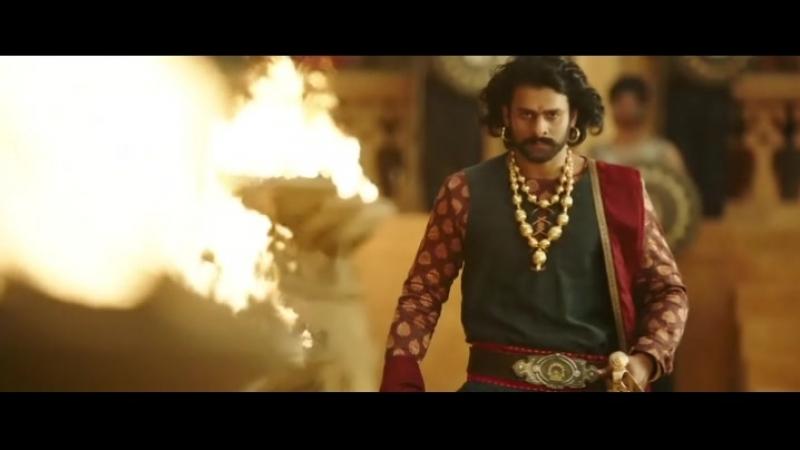 Baahubali 2 - Amarendra appearance in court (Heyssa Rudrassa Hesarabhadra Samudrassa)