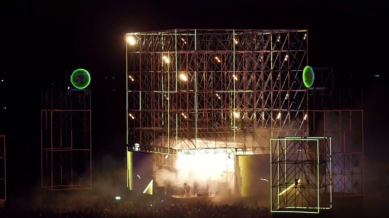 AFP 2018 ALFA FUTURE PEOPLE 2018 Bass Stage
