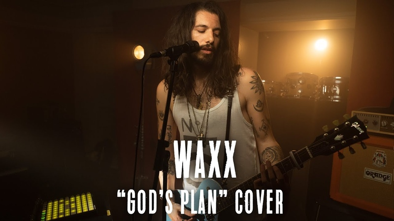 God's Plan (Drake Cover) - Waxx