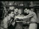 Serviceman visits Sculptor's Canteen
