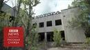 От войны в Чернобыль украинские переселенцы обустраиваются у зоны отчуждения