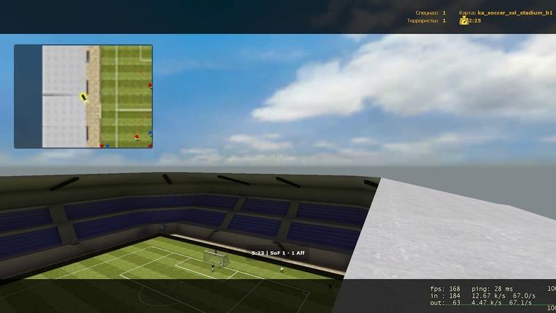 Legends Of Soccer Afflicted SoF С комментариями Красавчика и Маэстро