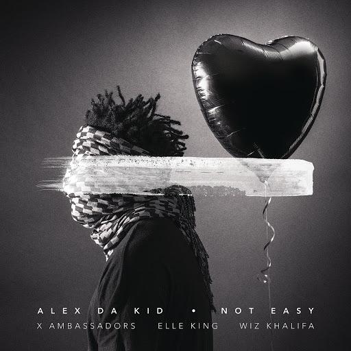 Alex Da Kid альбом Not Easy