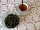 Ферментированный чай из листьев черной смородины.